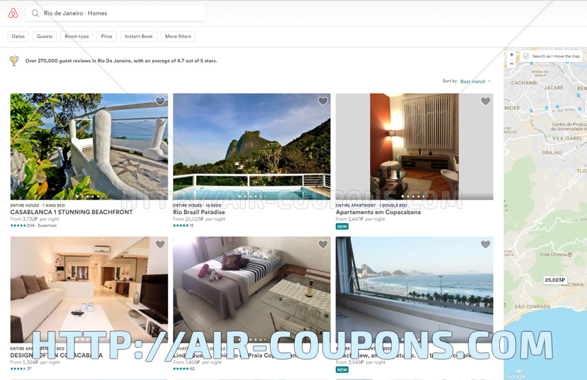 Airbnb apartments: promo codes and coupons 2019, discount for the first booking, reviews